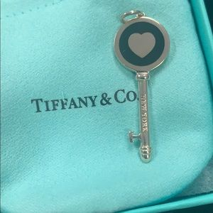 Black Tiffany & co key